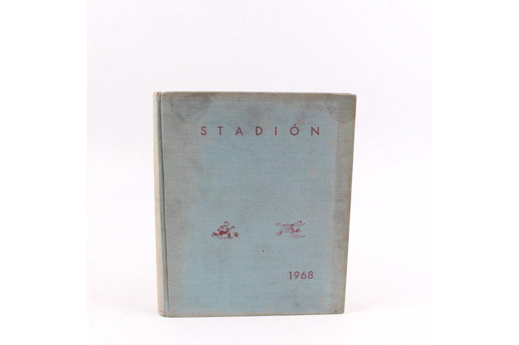 Stadión - rok 1968, ročník 16, čísla 1 - 52 Knihy