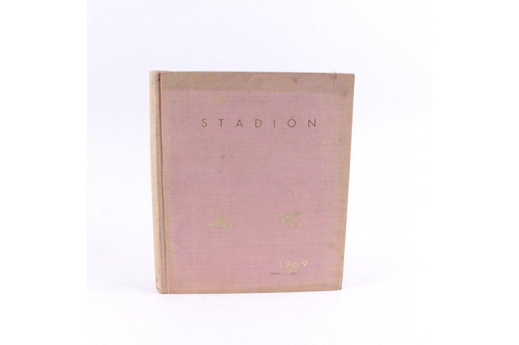 Stadión - rok 1969, ročník 17, čísla 1 - 52 Knihy