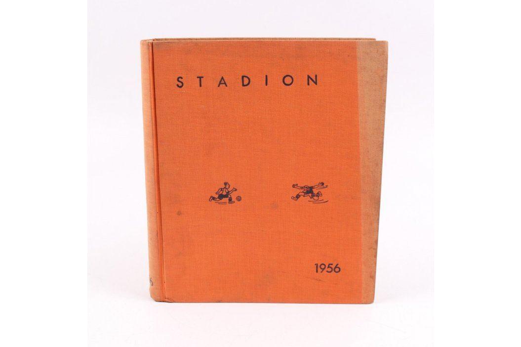 Stadión - rok 1956, ročník 4, čísla 1 - 52 Knihy
