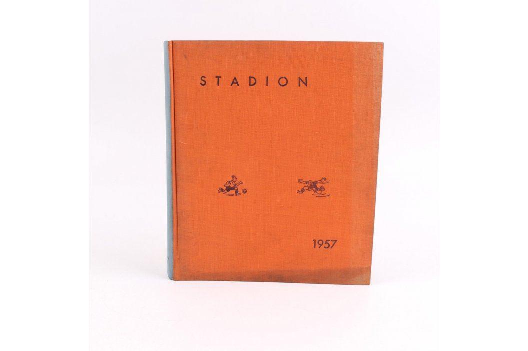 Stadión - rok 1957, ročník 5, čísla 1 - 52 Knihy