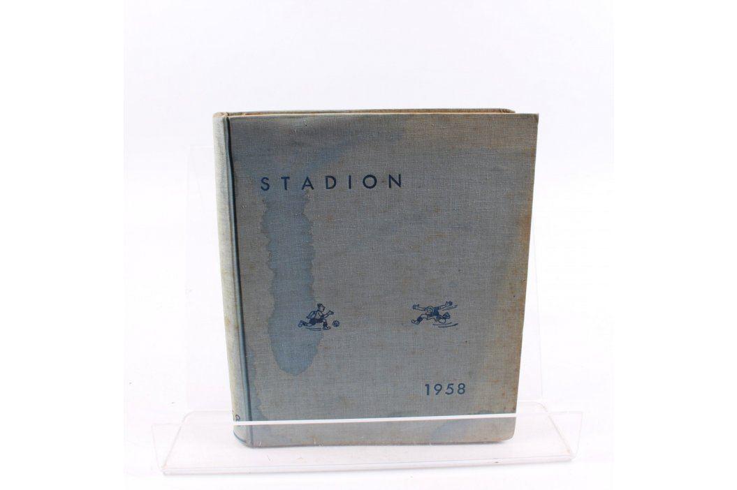Stadión - rok 1958, ročník 6, čísla 1 - 52 Knihy
