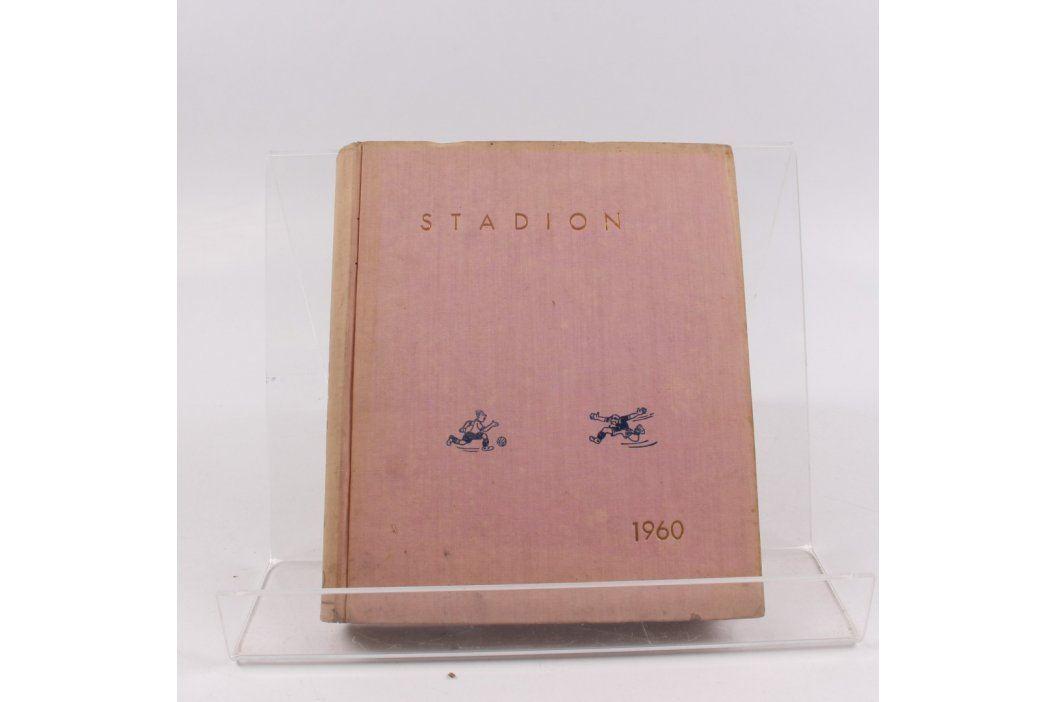 Stadión - rok 1960, ročník 8, čísla 1 - 52 Knihy