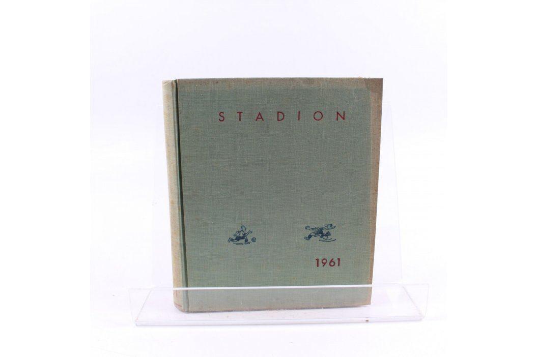 Stadión - rok 1961, ročník 9, čísla 1 - 52 Knihy