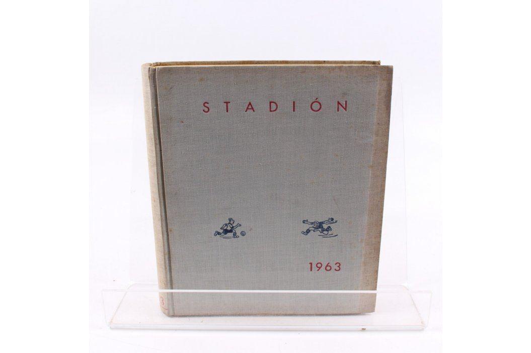 Stadión - rok 1963, ročník 11, čísla 1 - 52 Knihy