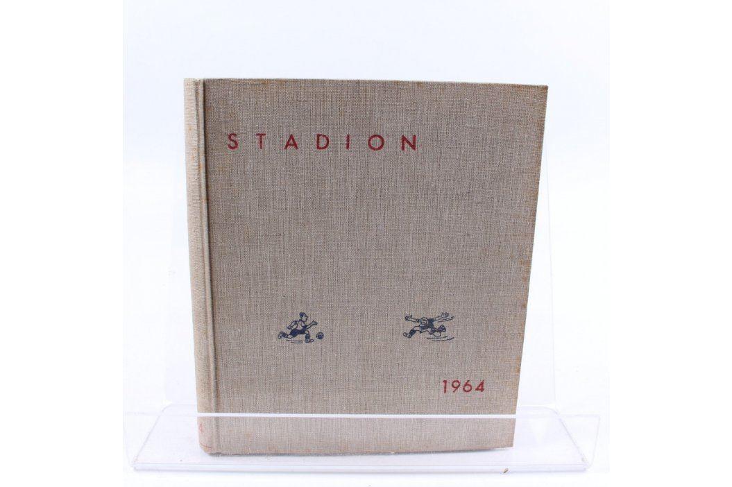 Stadión - rok 1964, ročník 12, čísla 1 - 52 Knihy