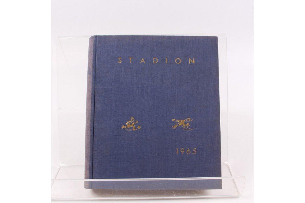 Stadión - rok 1965, ročník 13, čísla 1 - 52 Knihy