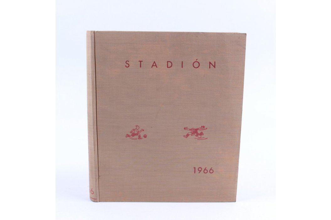 Stadión - rok 1966, ročník 14, čísla 1 - 52 Knihy