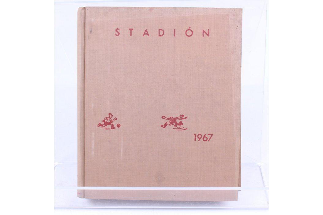 Stadión - rok 1967, ročník 15, čísla 1 - 52 Knihy