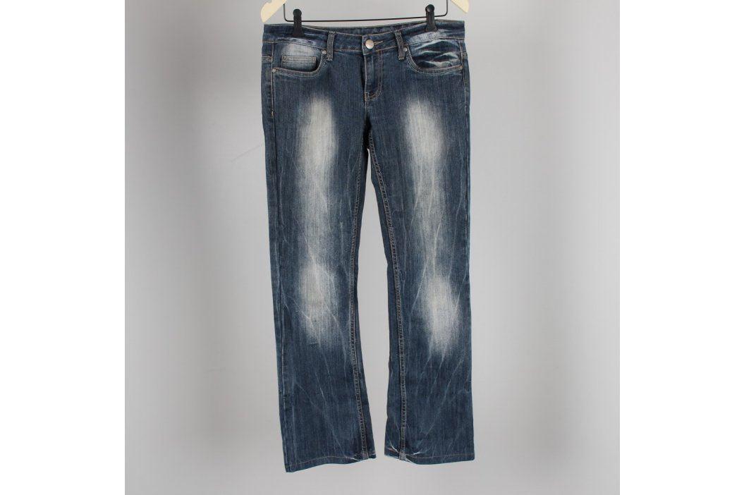 Dámské džíny Colours of the World modré Dámské kalhoty