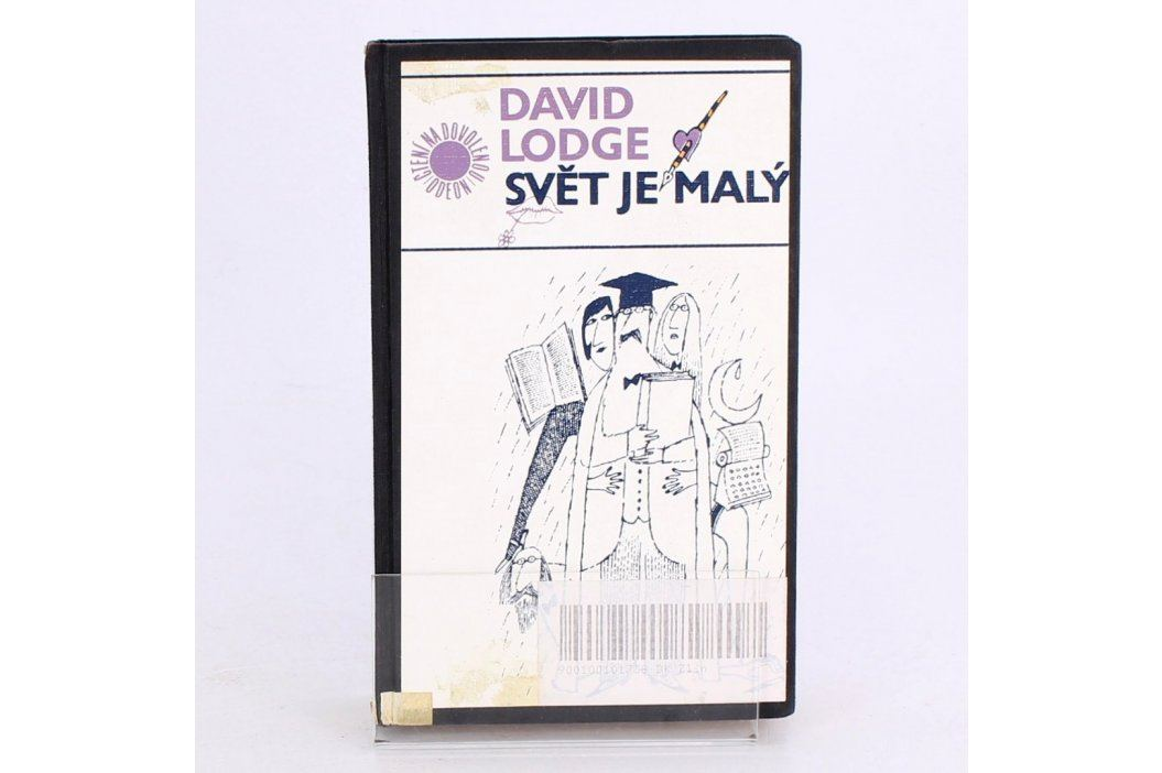 Kniha Svět je malý David Lodge Knihy