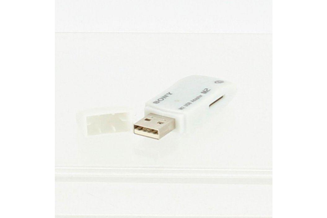 USB adaptér Sony M2 USB Adaptor  Paměťové karty