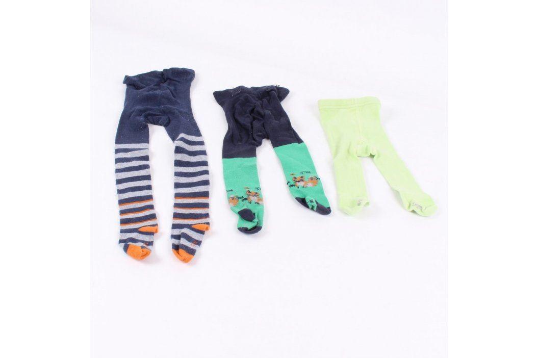 Dětské punčochy více druhů Dětské ponožky a punčocháče