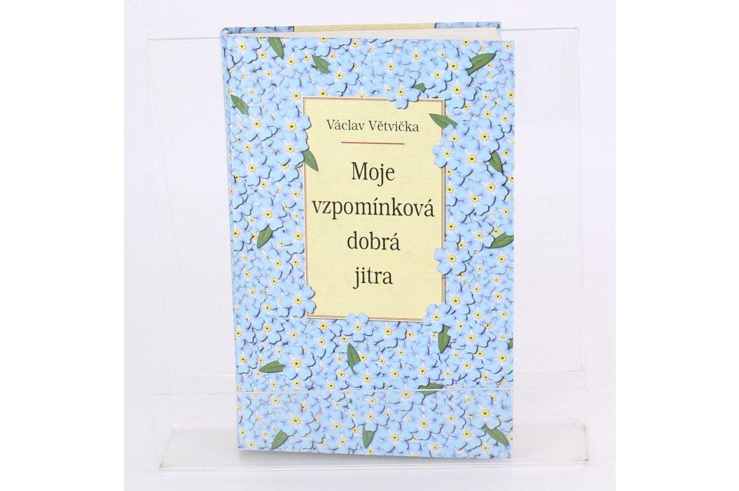 Kniha Moje vzpomínk.dobrá jitra Knihy