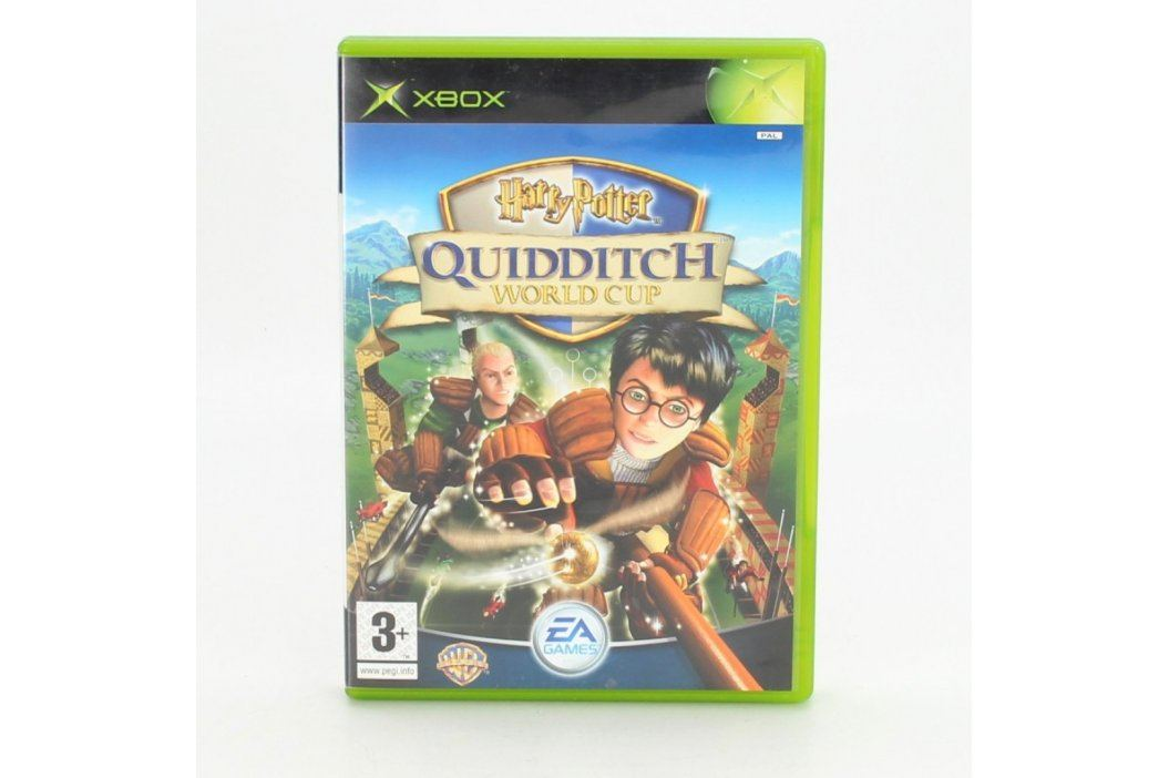 Hra pro XBOX EA Games Quidditch World Cup Hry pro XBOX 360