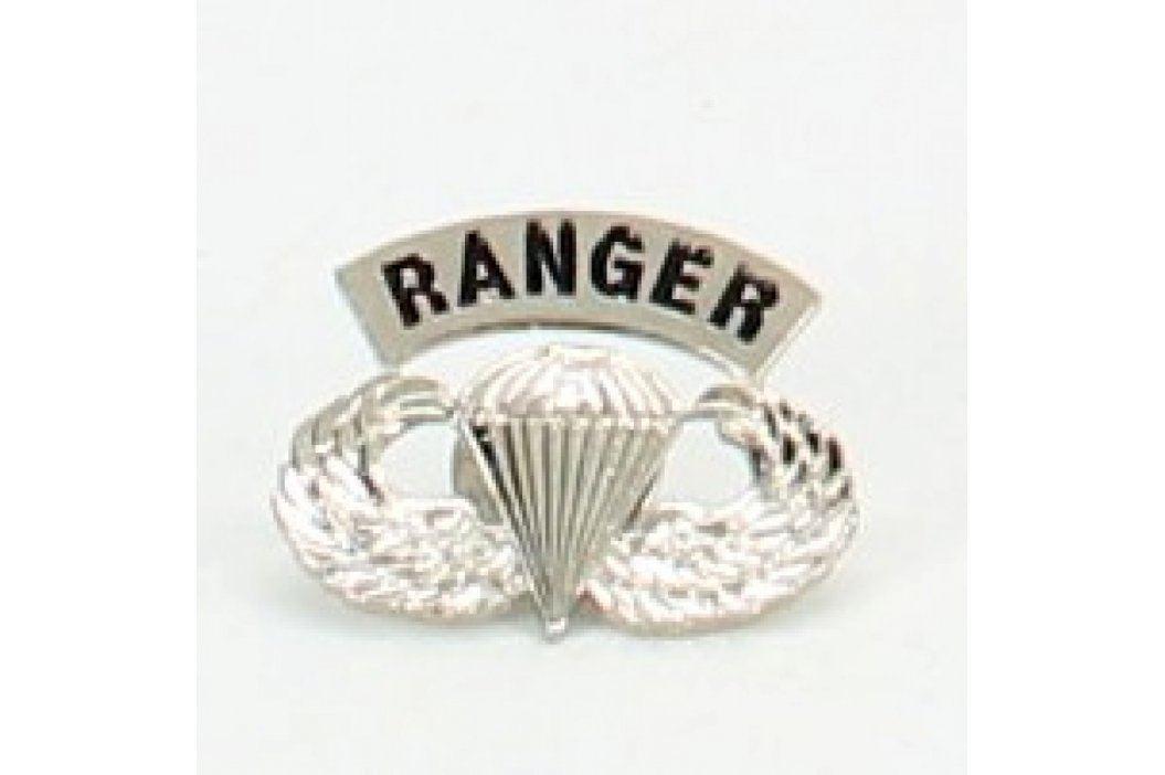 Odznak Ranger na uniformu Odznaky a medaile
