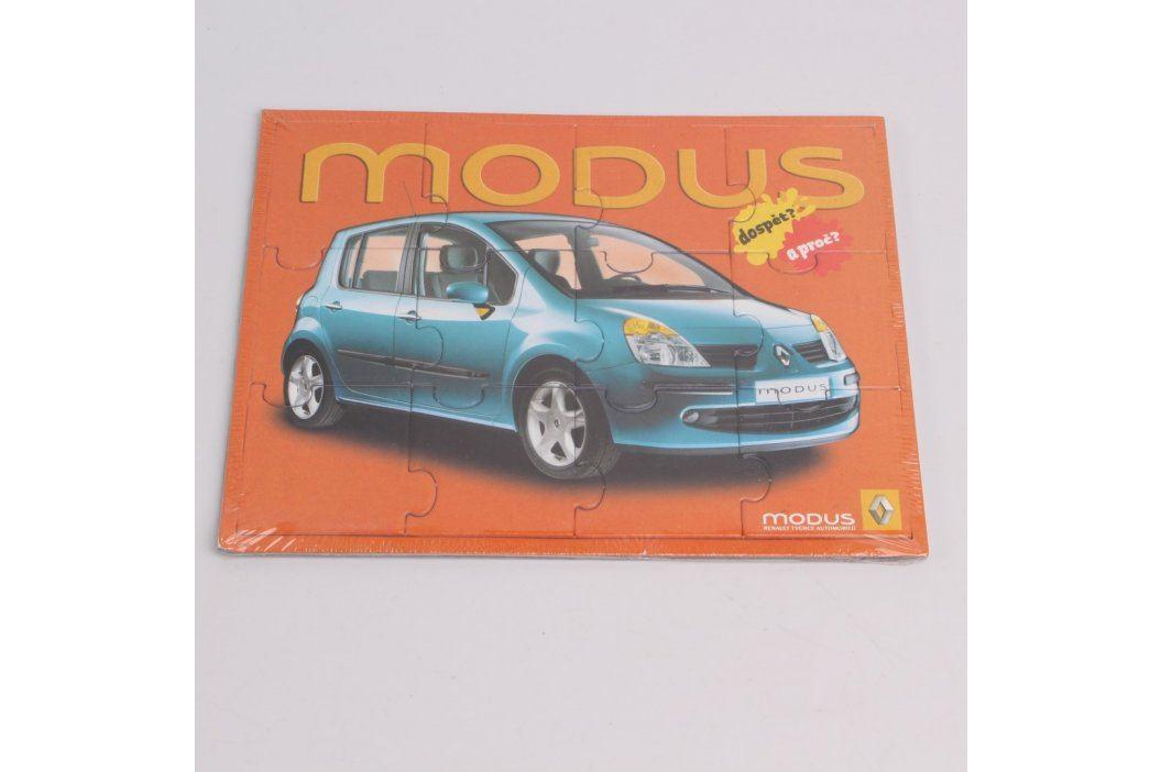 Propagační puzzle Renault Modus Ostatní propagační materiály