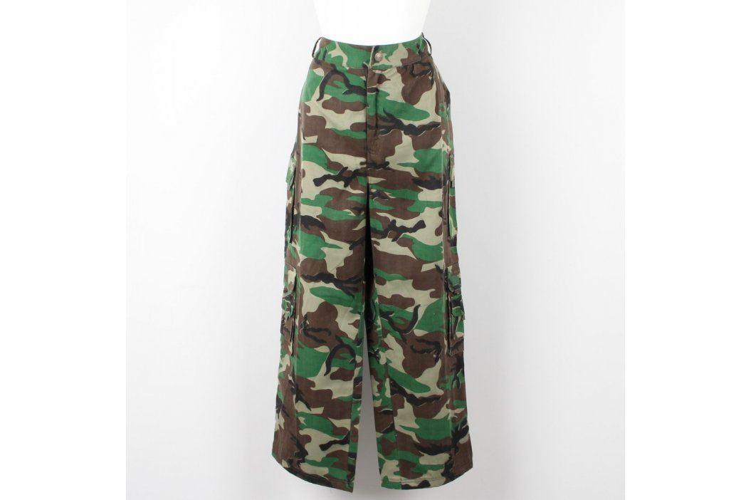 Pánské kalhoty maskáčové  Pánské kalhoty