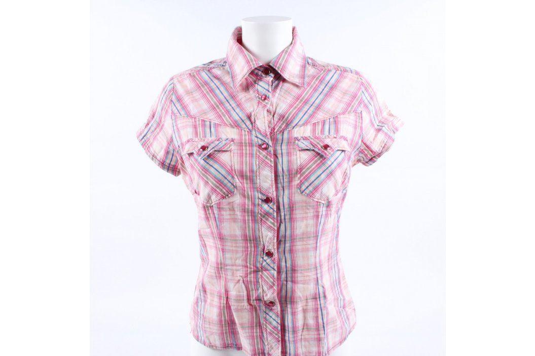 Dámská košile Blendshe odstín růžové Dámské halenky a košile