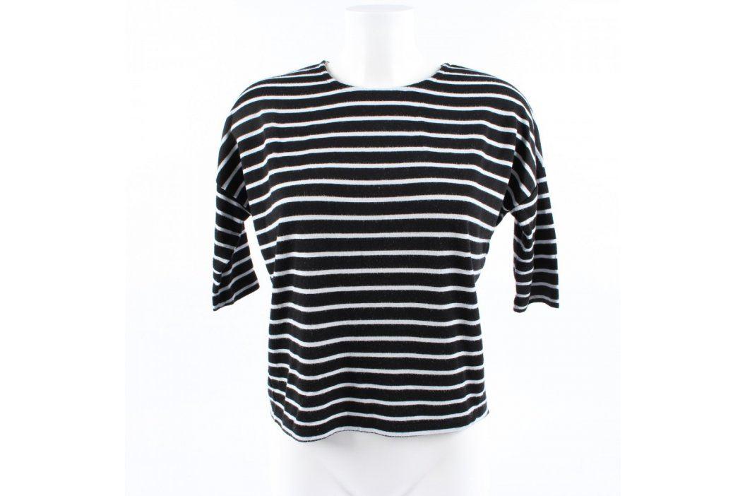 Dámské tričko MSHLL Girl bíločerné Dámská trička a topy
