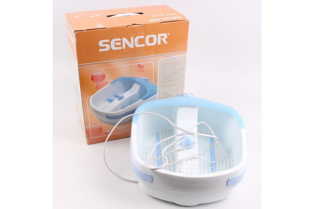 Masážní přístroj na nohy Sencor SFM 3838 Vibromasážní stroje