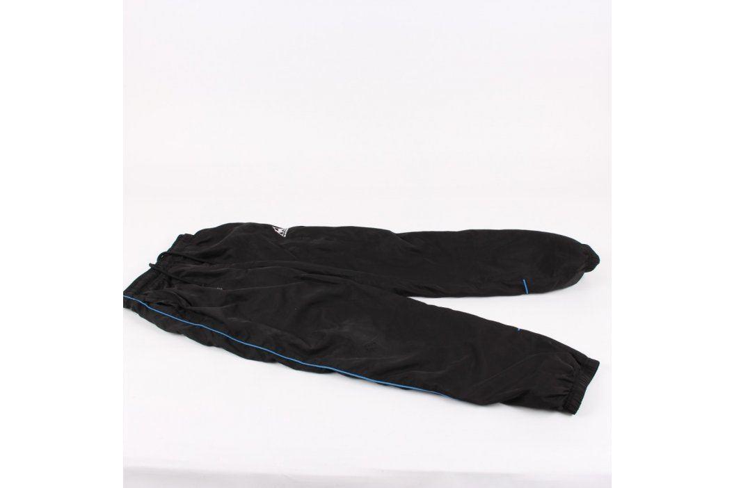 Chlapecké tepláky Le Coq Sportif černé Dětské kalhoty