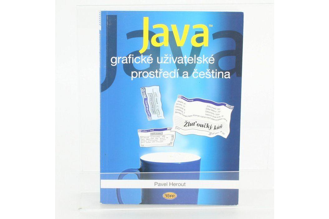 Java grafické uživatelské prostředí a ČJ Knihy