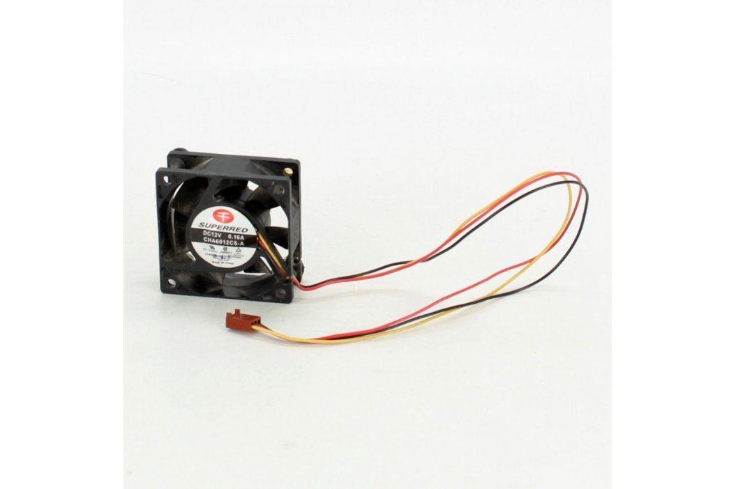 Ventilátor Superred CHA6012CS-A 60x60x25mm Chlazení
