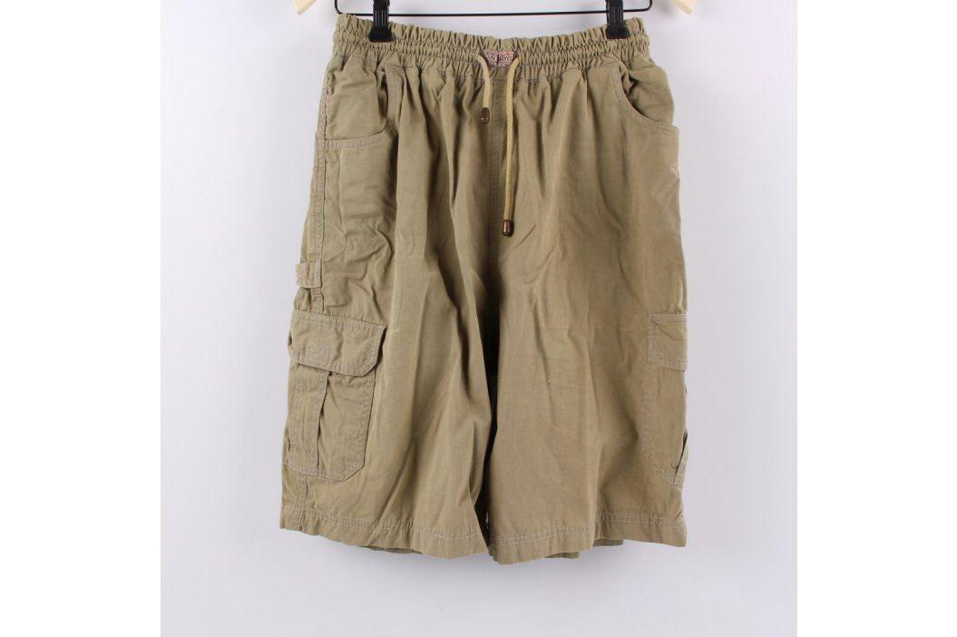Pánské šortky Santoryo odstín béžové Pánské šortky