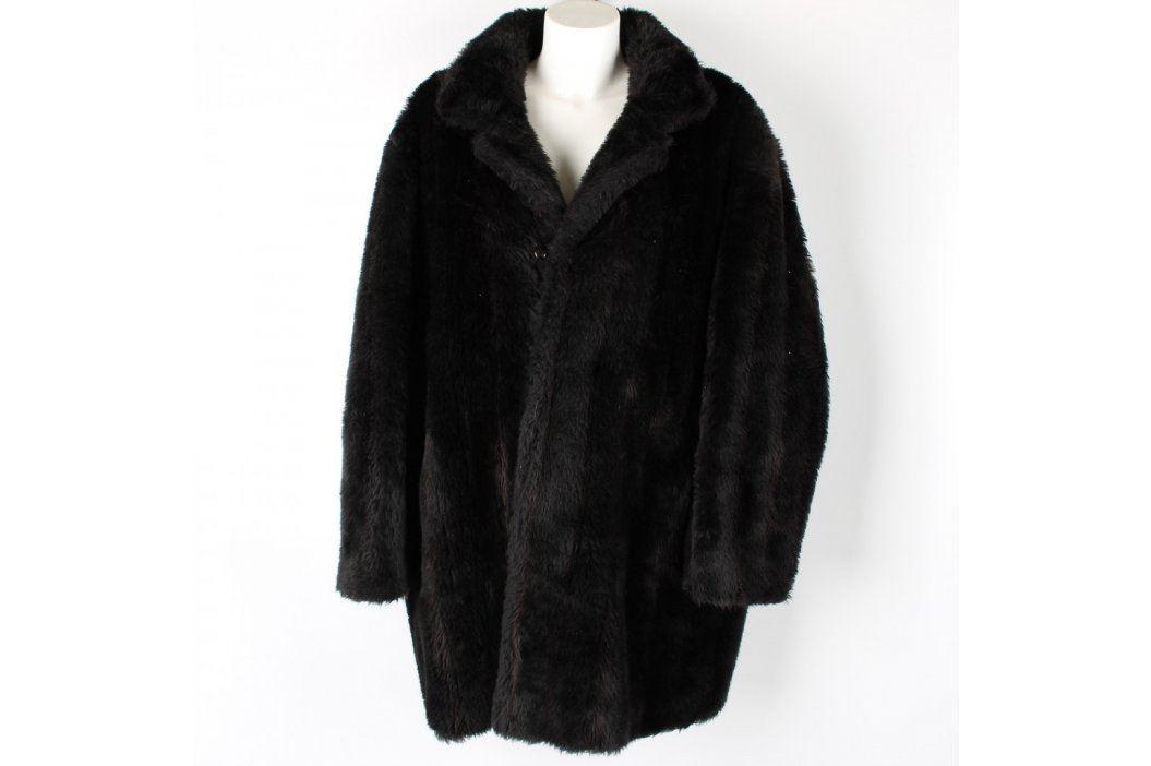 Dámský kožich Bonex Teplice černý Dámské bundy a kabáty