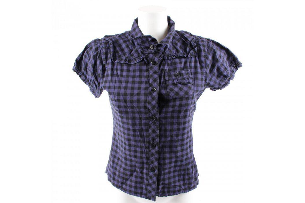 Dívčí košile CrashOne kostkovaná Dětská trička a košile