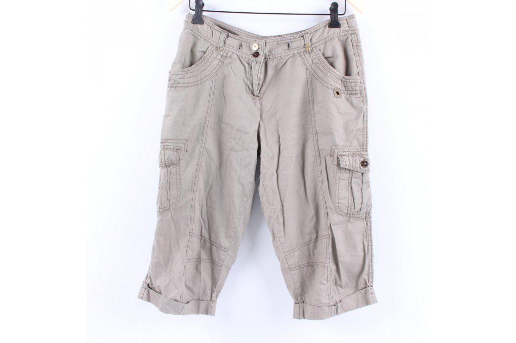 Dámské tříčtvrťáky George odstín šedé  Dámské kalhoty