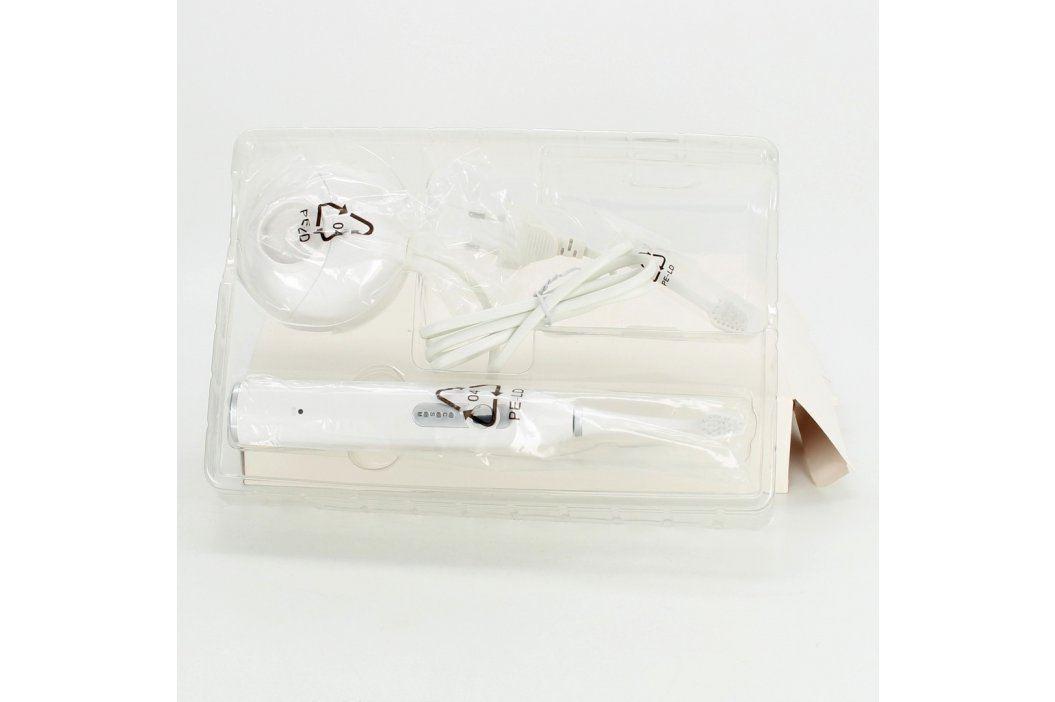 Elektrický zubní kartáček bílý Elektrické zubní kartáčky