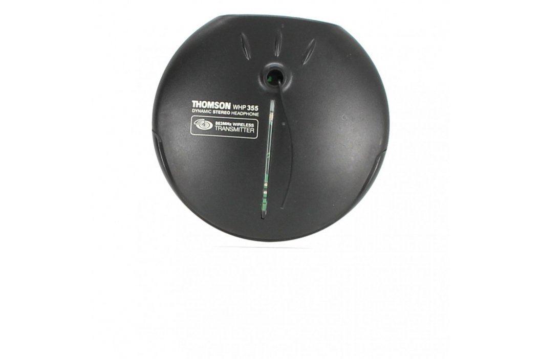 Bezdrátový vysílač sluchátek Thomson WHP355 Sluchátka