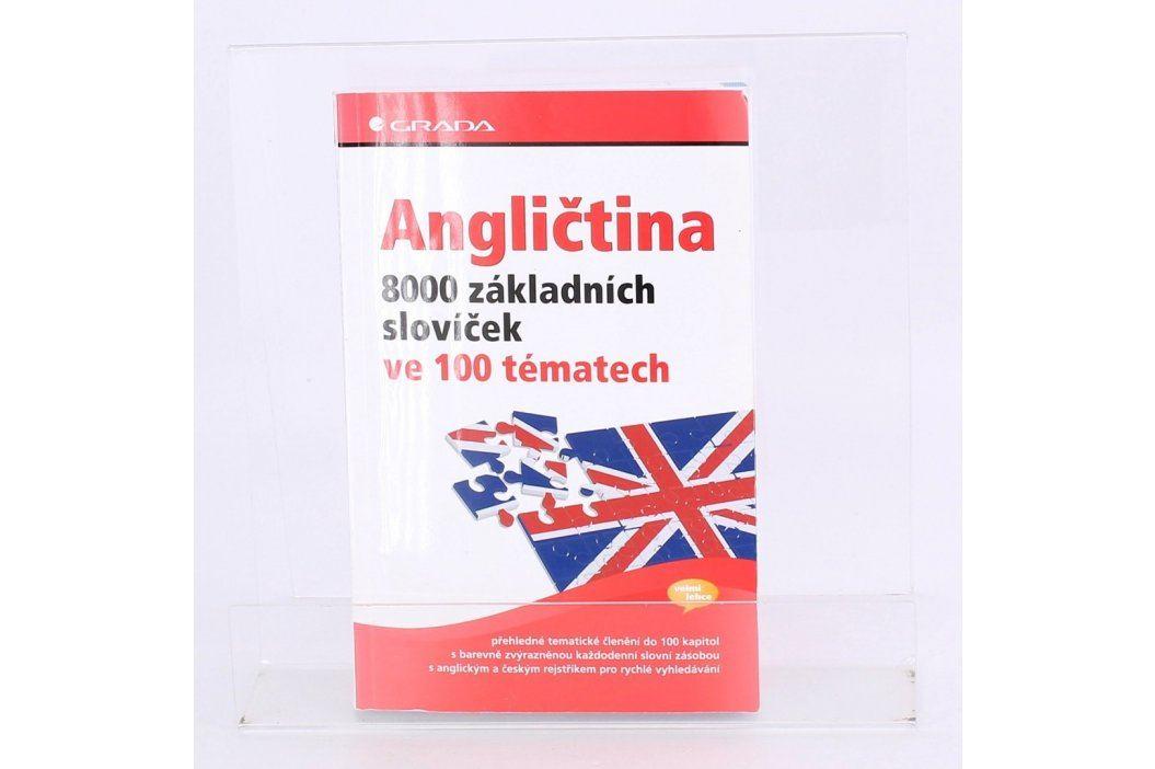 Příručka GRADA Publishing Angličtina 8000 slovíček Knihy
