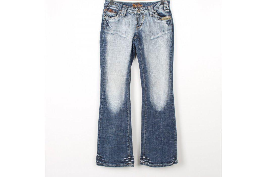 Dámské džíny Miss Vivi odstín modré Dámské kalhoty