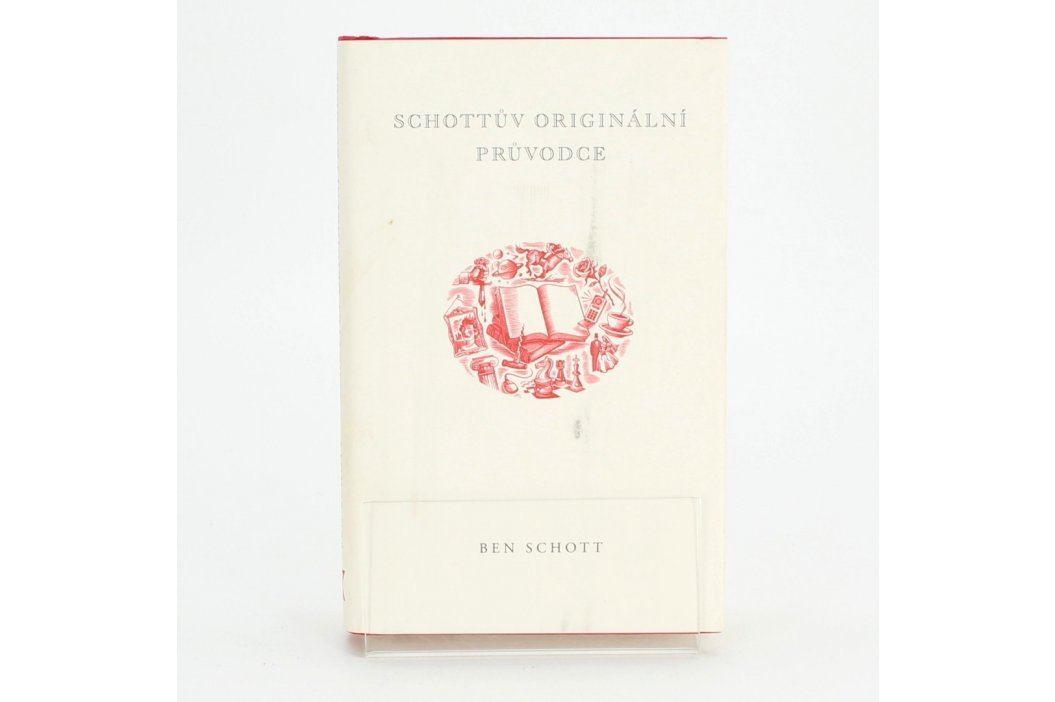 Kniha Schottův originální průvodce Knihy