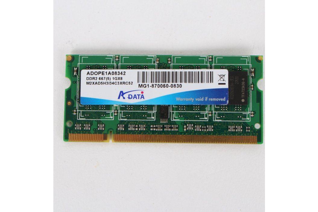 RAM Adata ADOPE1A08342 1 GB Paměti