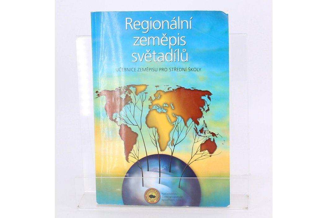 Učebnice Region. zeměpis světadílů Učebnice