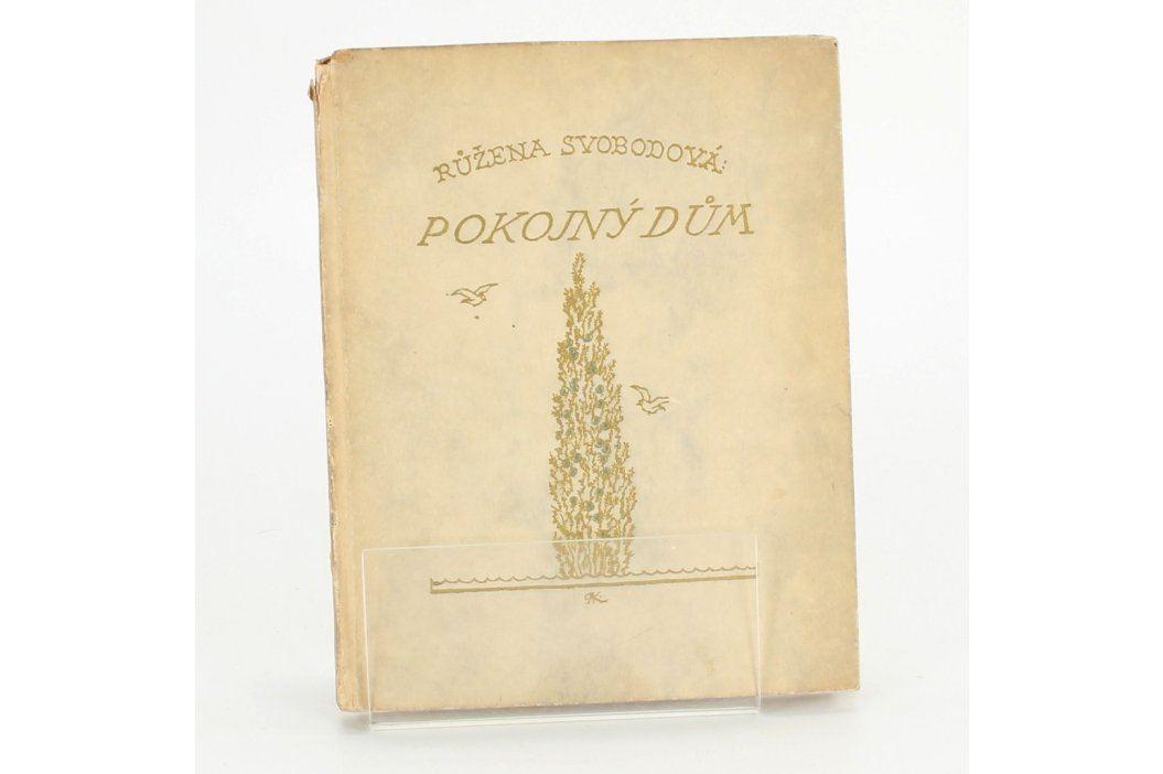 Kniha Pokojný dům, třetí vydání Knihy