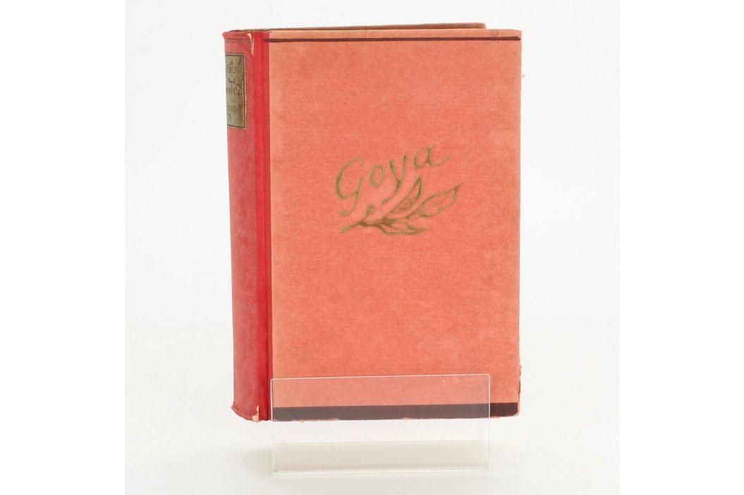 Kniha Don Francisco de Goya Knihy
