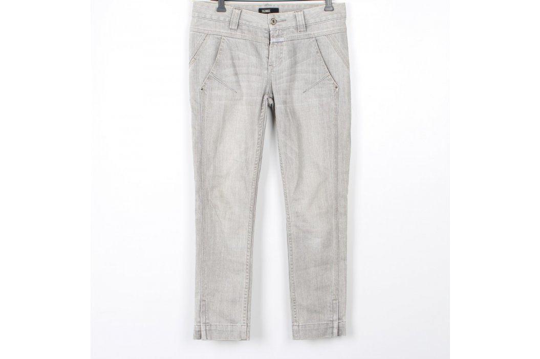 Pánské džíny Closed odstín šedé Pánské kalhoty
