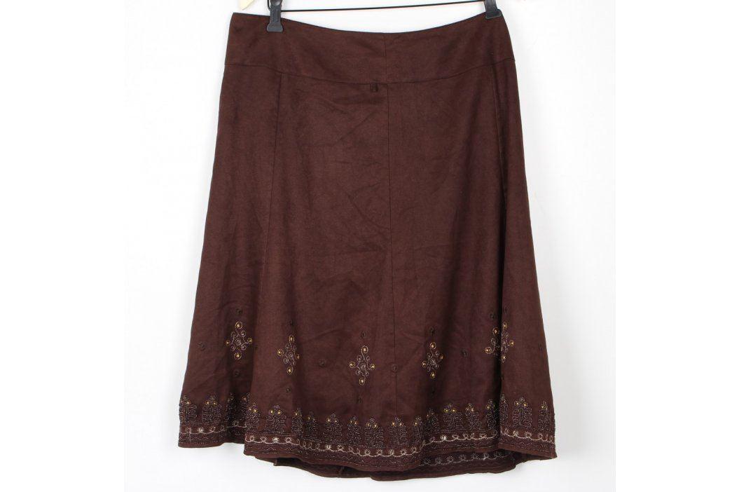 Dámská sukně Marks & Spencer hnědá Dámské sukně