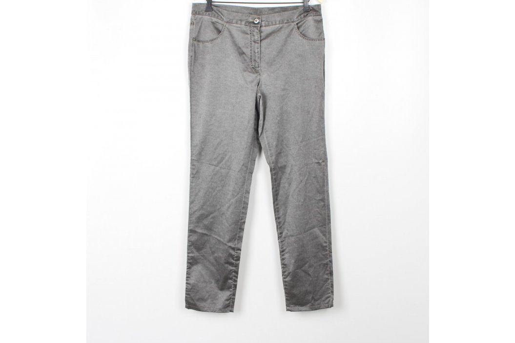 Dámské kalhoty Next odstín šedé Dámské kalhoty