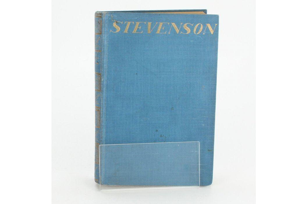 Kniha R.L.Stevenson Štvanec Knihy