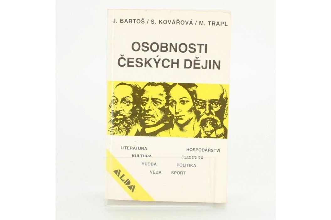 Kniha Osobnosti českých dějin Knihy