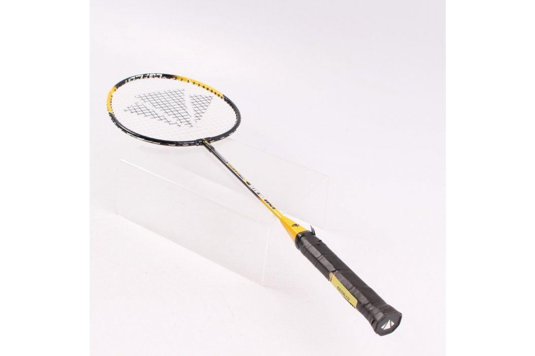 Badmintonová raketa IsoBlade Attack černá Badmintonové rakety