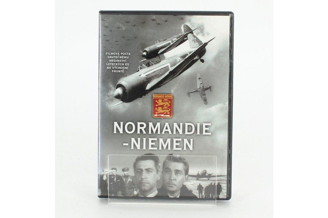 DVD film Normandie - Niemen Filmy