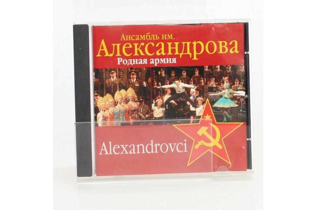 CD :Alexandrovci-pěvecký a taneční soubor Hudba