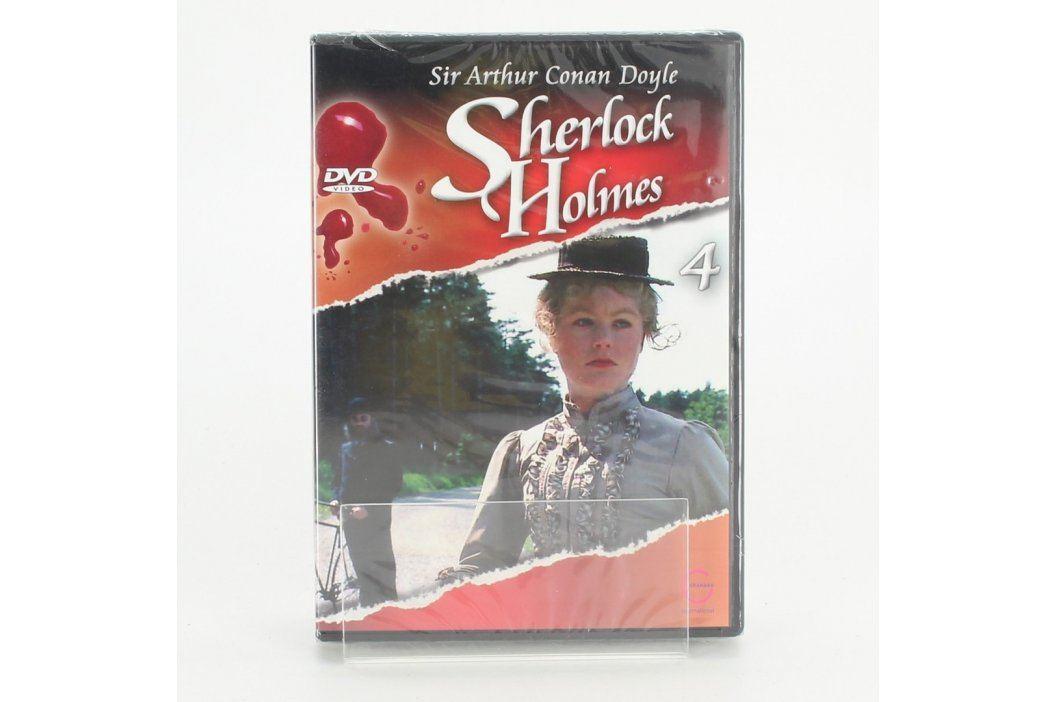 DVD film Sherlock Holmes 4 Filmy