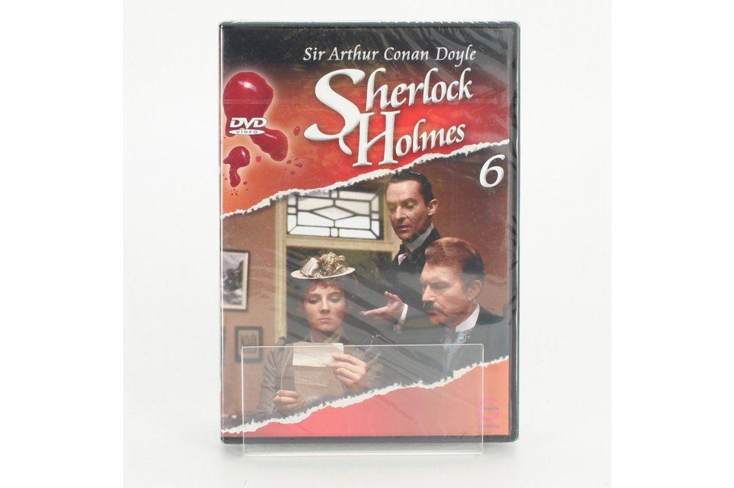 DVD film Sherlock Holmes 6 Filmy